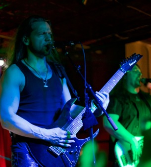 Tyr/Henri Joensen - Metal Blade Records/Napalm Records